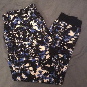 Jogger dressed pants